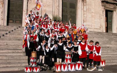 Roma Campidoglio 22/04/2005