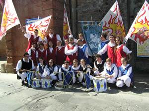 2011 – XXX Parata Nazionale Della Bandiera – Città Della Pieve 2011