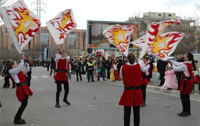 Carnevale di Roma 19/02/2006