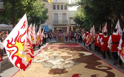"""2006 – SPAGNA CORPUS DOMINI """"LA GARRIGA"""" (Barcellona)"""