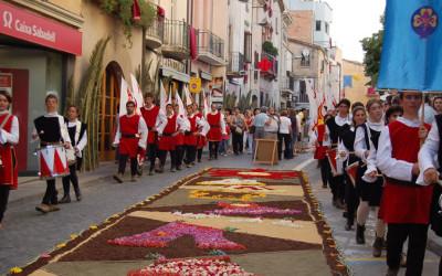 """Corpus Domini """"La Garriga"""" (Barcellona) SPAGNA 18/05/2006"""