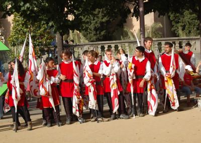 Sbandieratori_Barcellona 2006 (5)_JPG