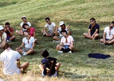 1983 31 Route di Clan_Noviziato Val di Susa_JPG