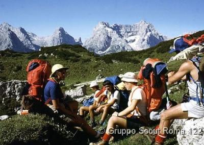 1985 12 Route di Noviziato Dolomiti di Sesto_jpg