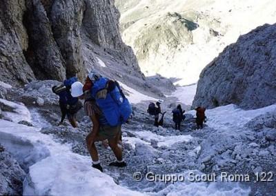 1985 17 Route di Noviziato Dolomiti di Sesto_jpg