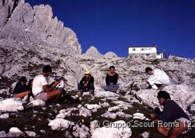 1985 18 Route di Noviziato Dolomiti di Sesto_jpg