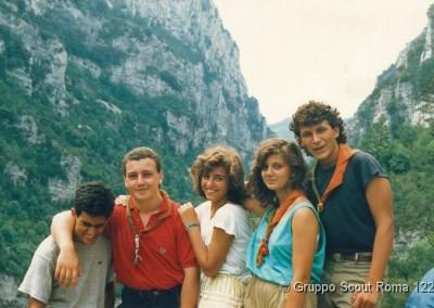 1986 02 Noviziato Route Provenza_jpg