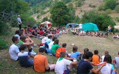 2007 – Reparto Altair – Campo estivo