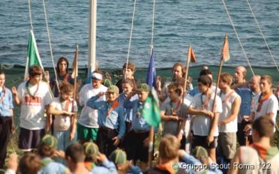 2007 – Uscita di Apertura – Cerimonia