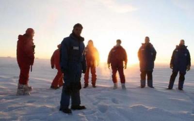 2007 – Roma 122 in Antartide