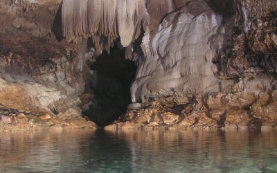 Uscita di Alta Squadriglia alle grotte di Falvaterra